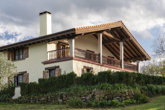 Vendo villa con tierras ref25-31
