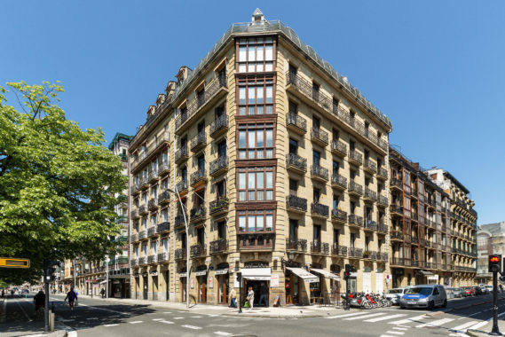 Venta piso Donostia San Sebastian – 1
