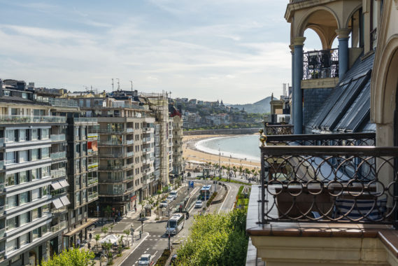 Penthouse with views in San Sebastian – 1
