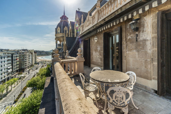 Penthouse with views in San Sebastian – 2