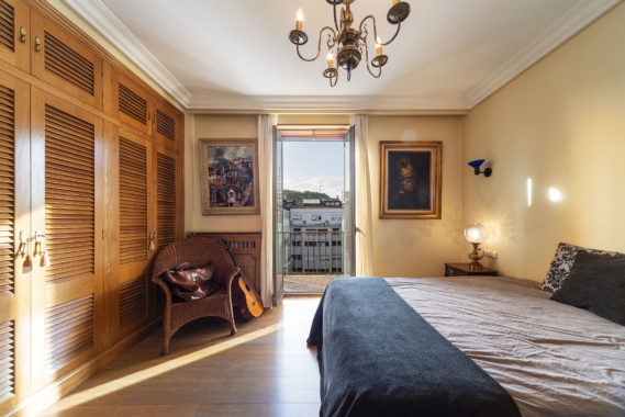 Penthouse with views in San Sebastian – 24