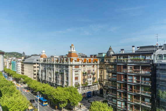 Penthouse with views in San Sebastian – 3