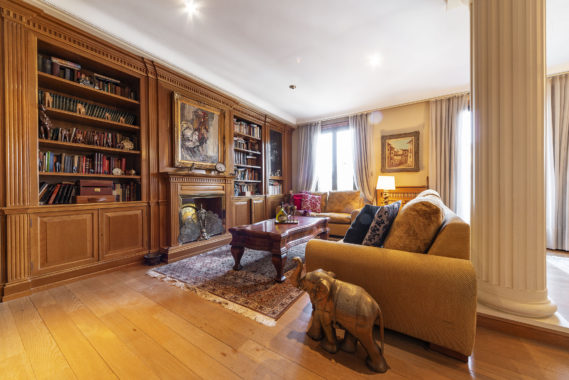 Penthouse with views in San Sebastian – 6a